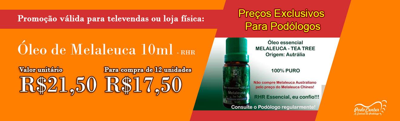 Óleo de Melaleuca 10ml - RHR