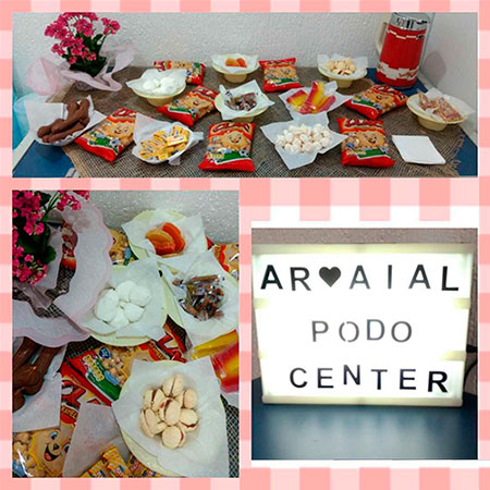 Arraial Podocenter